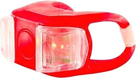 Bloodfin Lumi/ère grenouille Lampe torche lampe de phare rechargeable usb,Multi-Modes d/éclairage phare avant v/élo /Étanche /& Puissant feu arri/ère v/élo Pour une S/écurit/é Optimale Noir