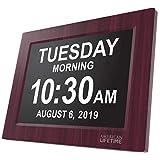 Día del reloj, Mahogany