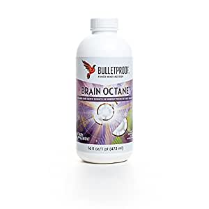 Bulletproof Brain Octane Oil - 16 oz.