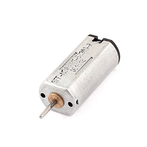 Aexit M30 DC Batteries, Chargers & Accessories 3V 18000RPM High Speed Mini Micro Motor for Battery Chargers Car Toys ()