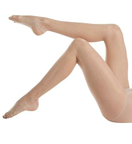 Donna Karan Hosiery The Nudes Control Top, Tall, Tone A01