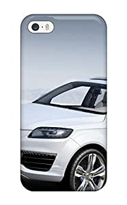 Excellent Iphone 5/5s Case Tpu Cover Back Skin Protector Audi Q7 33