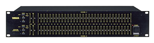 Yamaha Q2031B Dual-Channel Graphic Equalizer -