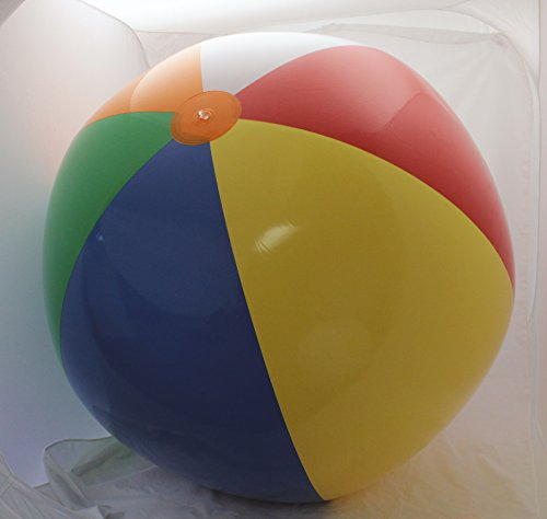 10' Inflatable Giant Beach Ball by Jet Creations