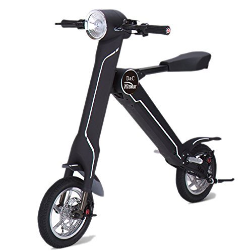 CleveYoung cBike Foldable Electric Bike Review