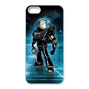 iphone5 5s phone cases White Disneys Toy Story Jessie Buzz Lightyear cell phone cases Beautiful gifts PYSY9402095
