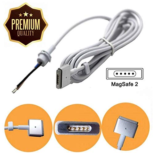 NEW Repair Cord cable for 85W 45W 60W apple MagSafe2 MagSafe 2 Power Adapter