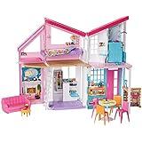 Casa Malibu, Barbie, Mattel, Multicolorido