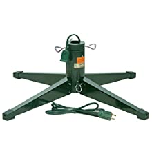 National Tree Revolving Stand for Trees, Load Weight 100-Pound (RS-2)
