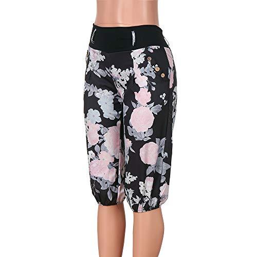 GiveKoiu Donna GiveKoiu Nero Pantaloni Pantaloni 6d076q
