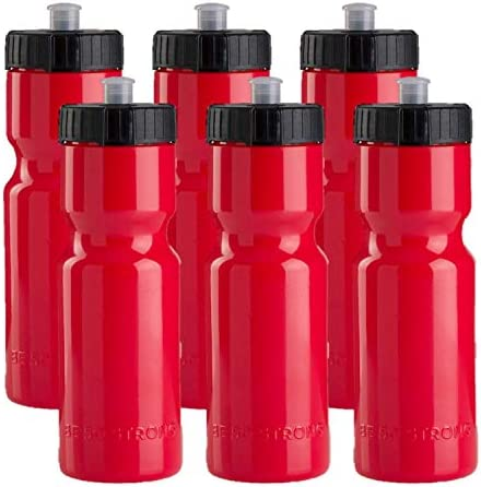50 Strong Sports Squeeze Bottles product image