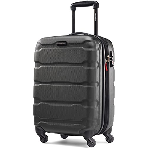 Samsonite Omni Pc Hardside Spinner 20, Caribbean Blue