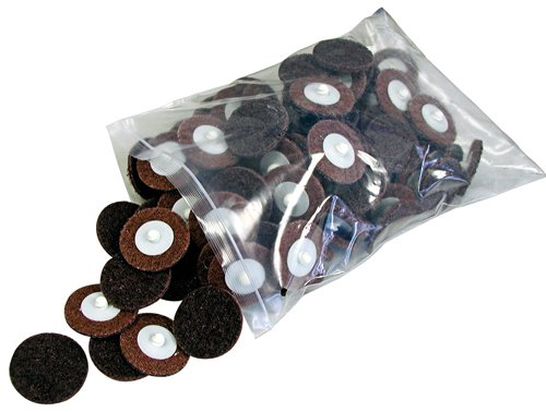 ATD Tools 3150 2'' Coarse Grit Quick Change Surface Conditioning Disc; (Pack of 100) by ATD Tools (Image #1)