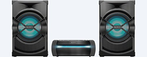 Sony High-Power Home Audio System with Bluetooth by Sony
