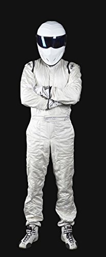 Top Gear Stig Huge Poster Bbc UK Graphic Wall Art Race Car Supercar Track