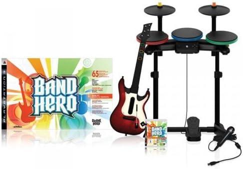 Band Hero Super Bundle PS3: Amazon.es: Electrónica