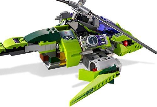 Toys For Children China Brand 9757 Self Locking Bricks Compatible With Lego Ninjago Rattlecopter 9443 No Original Box