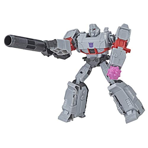 Transformers E1904 Cyberverse Warrior Class Megatron Action Figures from Transformers