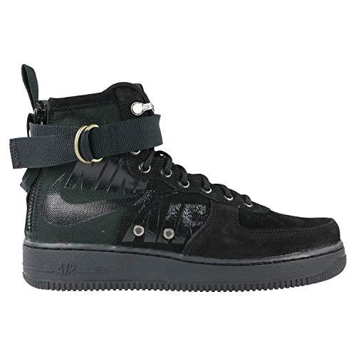 Basse Mid Men's 1 Shoe Air Force Nero Da Ginnastica Sf Scarpe Uomo Nike 6wgRvFqnF