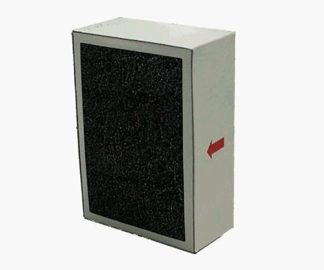 Hepa Air Purifier With Ioniser With Remote Control Lcd