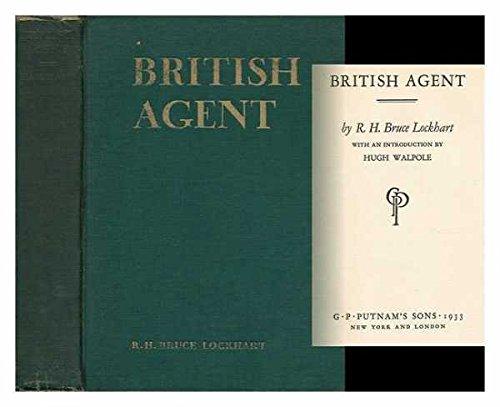 British agent,