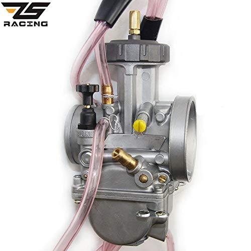 | Carburetor | Racing 33 34 35 36 38 40 42mm Keihin PWK Carburador Motorcycle Carburetor for All 250cc Larger ATV Dirt Bikes | by HUDITOOLS | 1 PCs