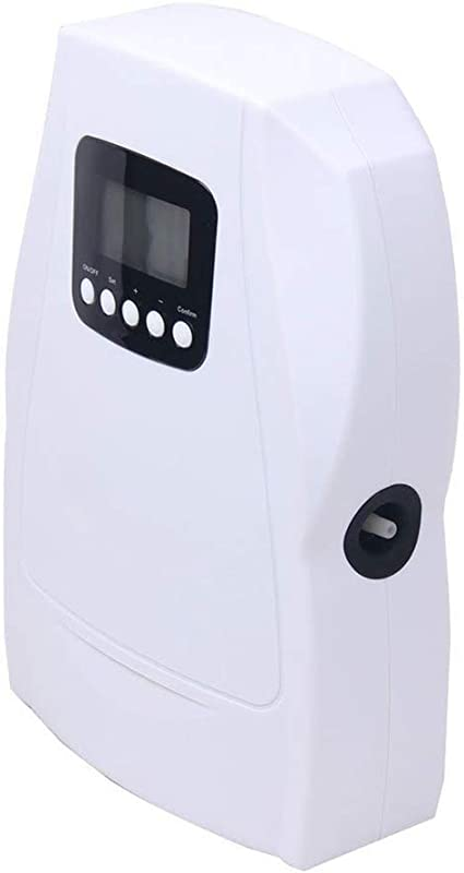 Bacterias NOSOTROS Polen Mascotas Olor Esterilizador de Filtro De Aire M/áquina de Desinfecci/ón de Ozono para Alergias Polvo Humo Purificador de Aire Fresco