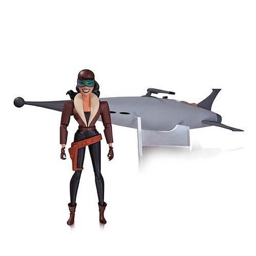 Batman The Animated Series Roxy Rocket Deluxe Action Figure