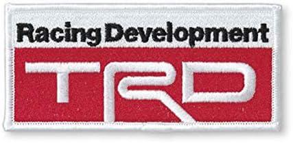 TRD ワッペン Bタイプ 08232-SP003