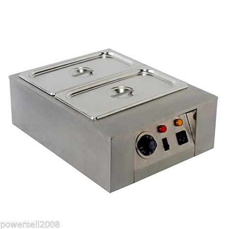 Commercial électrique Chocolat chaudière Temperer fondre machine Chocolat Melting Pot MXBAOHENG