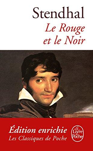 Le Rouge et le Noir (Classiques) (French Edition) (Noir Rouge)