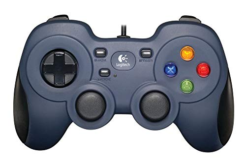 Logitech F310 Gamepad – Blue