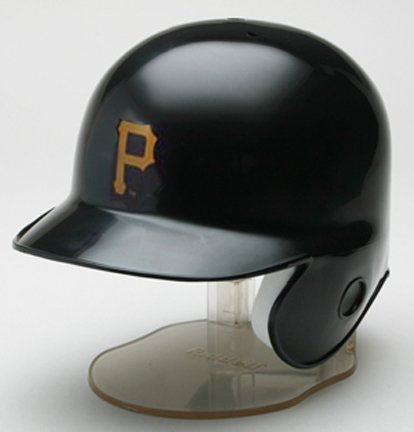 (MLB Pittsburgh Pirates Replica Mini Baseball Batting Helmet)