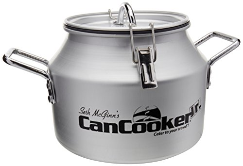 CanCooker Junior Cooker, Silver by CanCooker