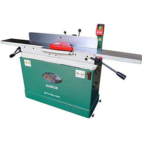 10 Best Grizzly 8 Jointer