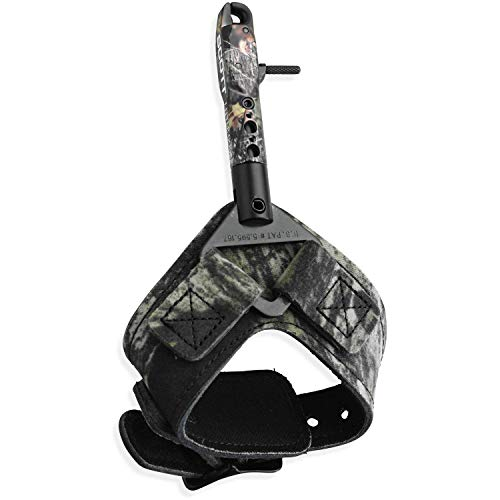 Scott Mongoose Release - Scott Archery 3002BS2-CA Scott Little Goose Release-Buckle Strap, Mossy Oak