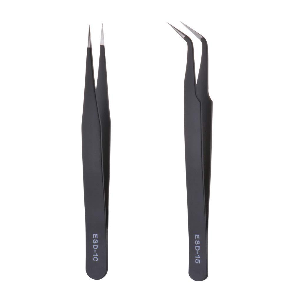 XCSOURCE 10pcs 3D Printer Accessories Clipper Tweezers Spade Repair Cutter Tool Set for Model Deburring Clean-up TE1065 by XCSOURCE (Image #5)