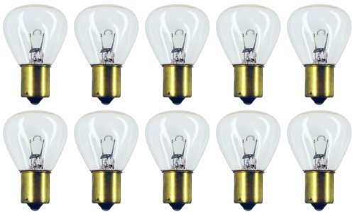 - CEC Industries #1133 Bulbs, 6.2 V, 24.242 W, BA15s Base, RP-11 shape (Box of 10)
