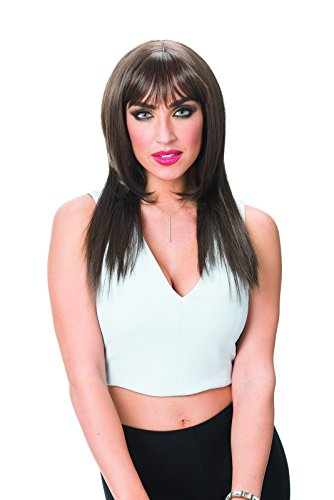 World Culture Costumes (Costume Culture Women's Worldwide Beauty Wig, Brown, One)