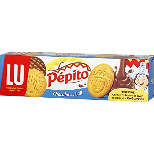 Pepito Milk Chocolate Cookies