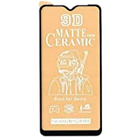 9D Ceramic Matte Screen Protector For Oppo Realme c11 / c12 / c15 - Black