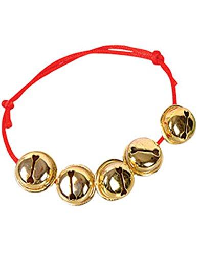 Christmas Santa Claus Jingle Bracelet