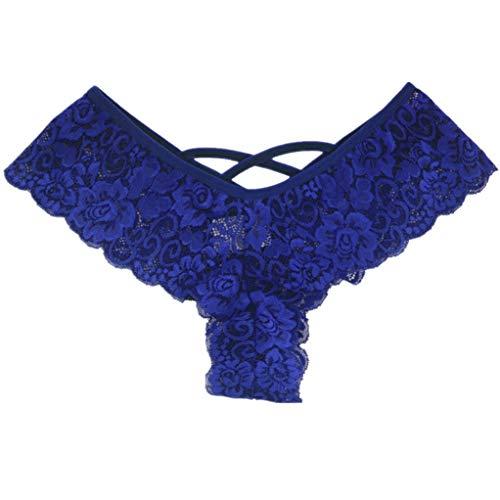 027476f28f Kintaz Women's Sexy Lace Panties High-Rise Tummy Control Lingerie Underwear  Briefs Floral Lace Boy