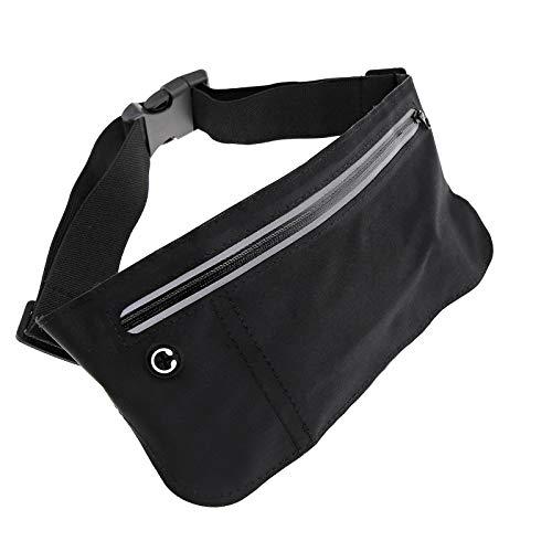 OTOTEC Heuptas Pack Slim Waterbestendig Fanny Pack Reizen Bum Bag Running Riem voor Reizen