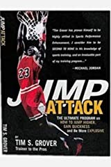 Jump Attack: the Ultimate Program On How to Jump Higher and be More Explosive Paperback