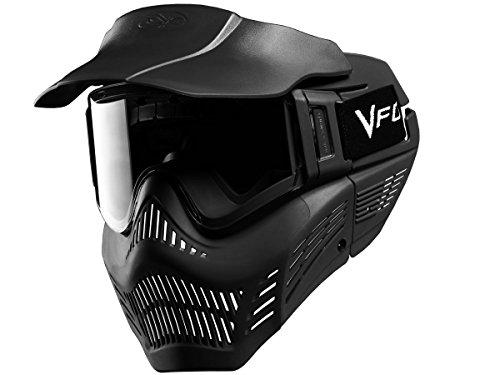 VFORCE Écran Thermal Armor Masque de Paintball Mixte Adulte, Noir