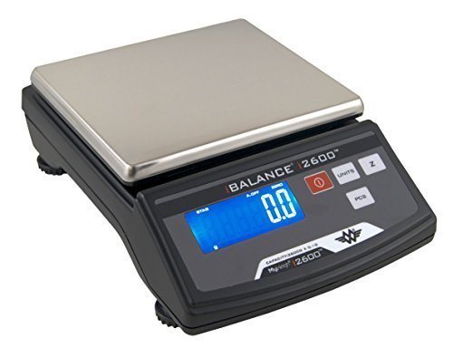 My Weigh SCM2600BLACK iBalance 2600 Table Top Precision for sale  Delivered anywhere in USA