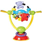 Playgro 0182212107 Baby High Chair Spinning Toy for baby infant toddler children