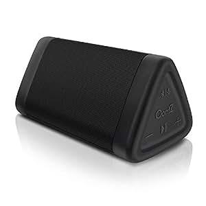 Cambridge Soundworks OontZ Angle 3 Enhanced Stereo Edition IPX5 Splashproof Portable Bluetooth Speaker with Volume Booster AMP 10 Watts Power, Custom Bass Radiator, 100' Wireless Range Bluetooth 4.2