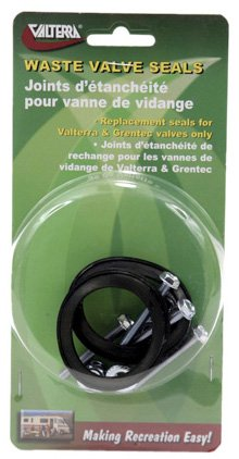 Valterra T1002-7VP 2' Replacement Seal with Hardware, (Set of 2)